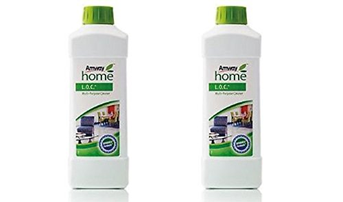 L.O.C.™ Multi-Purpose Cleaner Size 500ML (pack of 2)  available at amazon for Rs.499