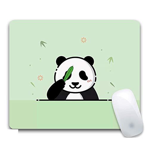 SonMo Mousepad Gaming Mauspad Anti-Rutsch Matte Gummi Textil Bären Katze Textiloberfläche Mouse Pad Multicolor für Gaming und Office 200X240X3MM