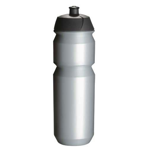 Tacx Trinkflasche Shiva 750 ml, Silber, T5753 -