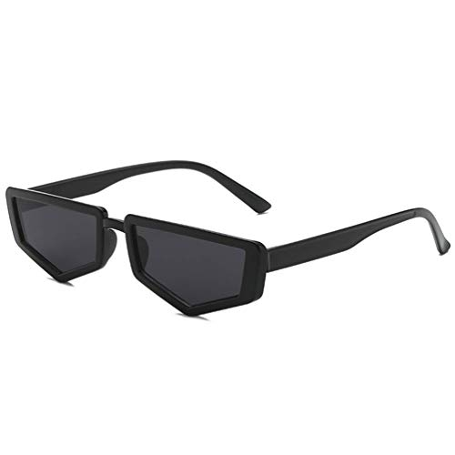 WYJW Für Mädchen \u0026 Damen Kleine Cat Eye Sonnenbrille Vintage Polygon Shade Frauen Brillen Metallrahmen Bonbonfarben Designer inspirierte Sonnenbrille