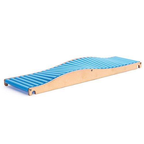 Erzi 205x 58x 18cm Wave Slide Deutsche Holz Spielzeug