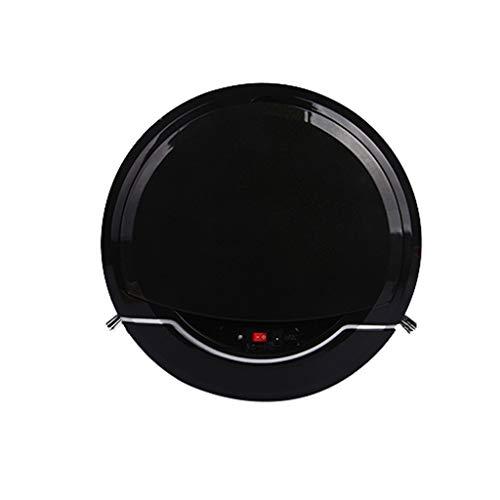 HSKB Staubsauger Roboter, Saugroboter, Superschlank Starke 1200Pa Saugkraft, Selbstaufladender Roboterstaubsauger, ideal für Haustierbesitzer, Reinigt harte Böden,Teppiche,Hartholz -