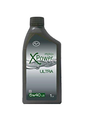 Lubrificante Max One X -power Ultra 5w40 LS acea C3 lattina da 1 Litro