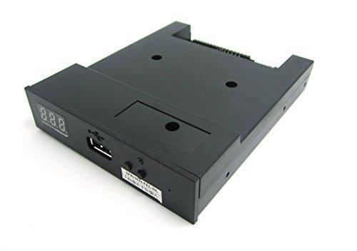 NAMVO Elektronische Orgel Schwarz 1,44 MB USB Diskettenlaufwerk Emulator SSD SFR1M44-FEL-DL (Verwendet Orgeln)