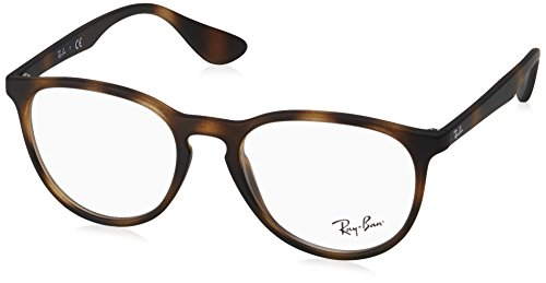 Ray-Ban Unisex-Erwachsene Brillengestell 0rx 7046 5365 51, Braun