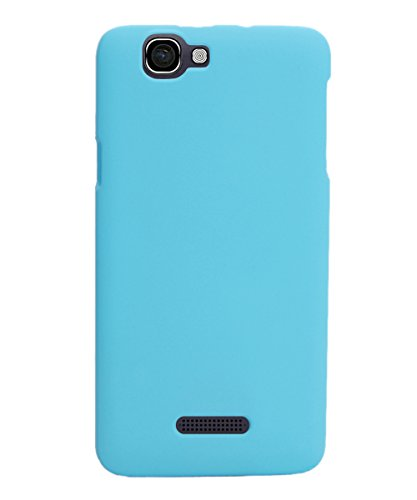 Back Cover for Micromax Canvas A120 - Sea Blue  available at amazon for Rs.199