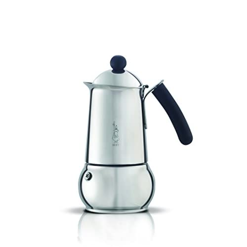 31DwrLmjk2L. SS500  - Bialetti Class Induktion Espresso Maker for 10 Cups, Stainless Steel, Silver, 30 x 20 x 15 cm