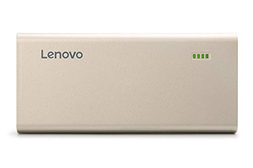Lenovo PA13000 13000mAH Lithium Ion Power Bank (Gold)