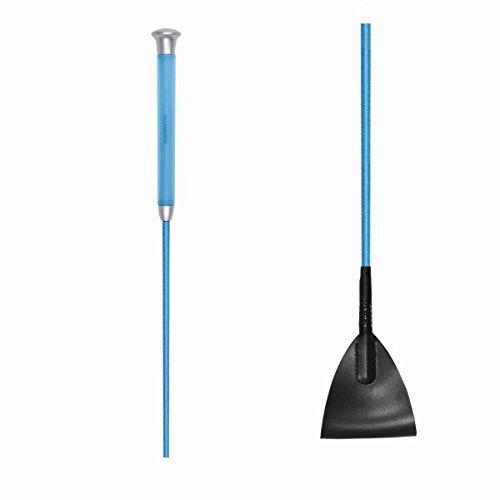 Waldhausen Springgerte mit Gelgriff, azurblau, 50 cm, azurblau, 50 cm