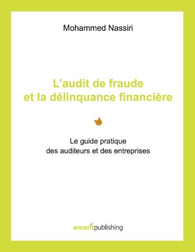L'audit de fraude et la délinquance financière : Le guide pratique des auditeurs et des entreprises