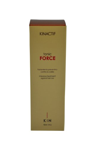 Kin Kinactif Tonic Forza Fortificante Trattamento Intensivo Quotidiano per capelli indeboliti 150 ml