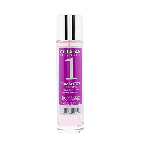 CARAVAN FRAGANCIAS Nr. 1 -Eau de Parfum mit Vaporizer für Frauen - 150 ml.