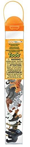 Safari Ltd. Toob® 100109 - Gefährdete Tierarten an Land