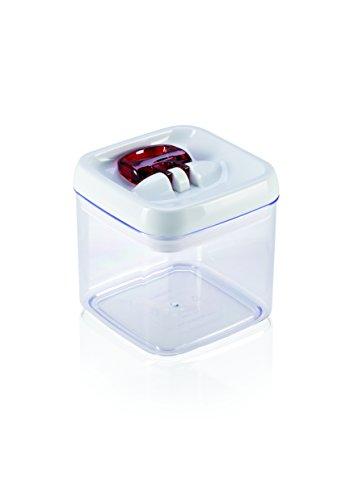 Leifheit 31209 Vorratsbehälter Fresh&Easy 1,0 L eckig