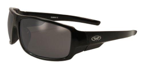 Global Vision Eyewear Italiano Sicherheit Gläser, Rauch Tönung Objektiv -