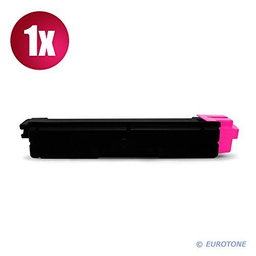 Preisvergleich Produktbild 1x Eurotone Toner für Kyocera Ecosys P 6026 cdn ersetzt 1T02KVBNL0 TK-590M