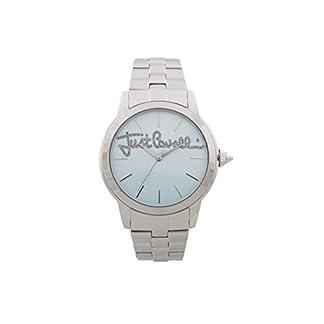 Just Cavalli Reloj Analogico para Mujer de Cuarzo con Correa en Acero Inoxidable JC1L006M0065