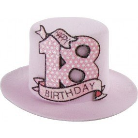 Unbekannt 1Stk. Sombrero Fiesta cumpleaños 18años