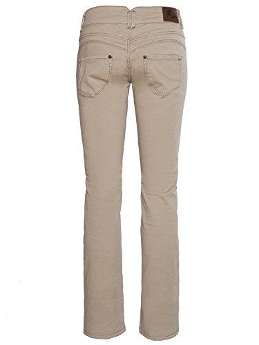 MOGUL - Jeans - Femme Beige - Beige