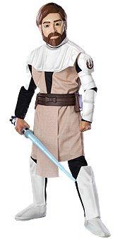 Rubie's Obi Wan Kenobi Kostüm Luxus