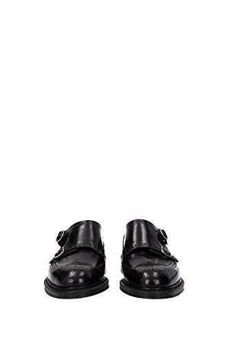 Chaussures à lacets Churchs Homme - (MONKTONBLACK) EU Noir