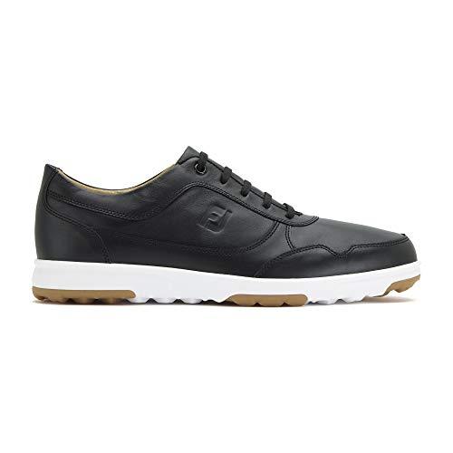 Foot Joy Casual, Chaussures de Golf Homme, Noir (Negro...