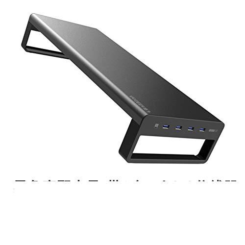 DULPLAY Aluminio Multifunción Soporte De Monitor,