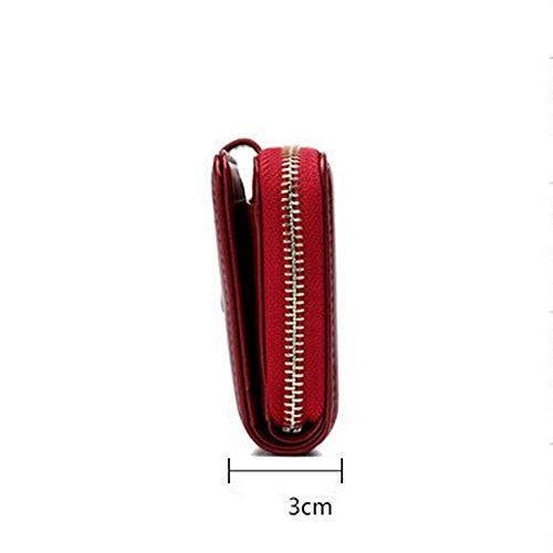 Eysee - Borsetta senza manici donna Purple red
