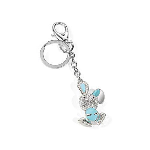 Morellato Damenschlüsselanhänger, Magic Kollektion, aus Legierung, Glasur, Kristalle - SD0309