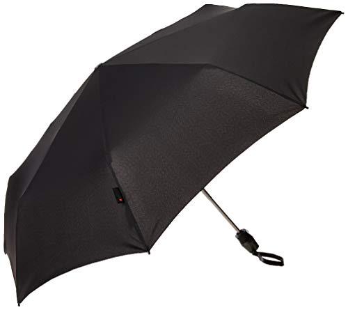 Knirps T.200 Medium Duomatic Taschenschirm, Black