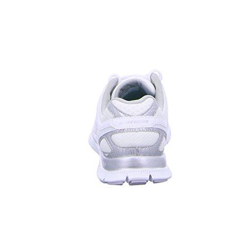 Skechers - Flex Appeal - Miracle Worker, Sneakers da donna Bianco