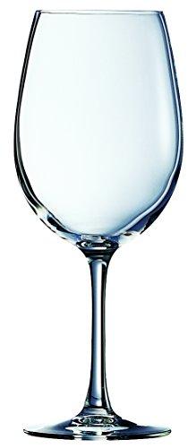 Chef and sommelier - d0795 - Lot de 6 verres à pied 75cl cabernet tulip