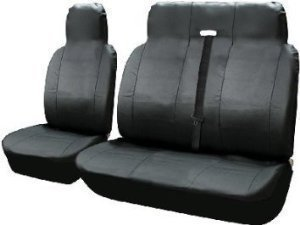 AUTOMOTIQUE VANLXS00930320 Leather Look Seat Covers