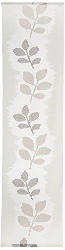 Home Fashion 87648-760 Panel japonés, decoración-Scherli, 245 x 60 cm, Piedra
