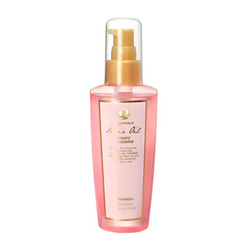Fernanda Japan Made Fragrance Hair Oil Pink Euphoria 120ml