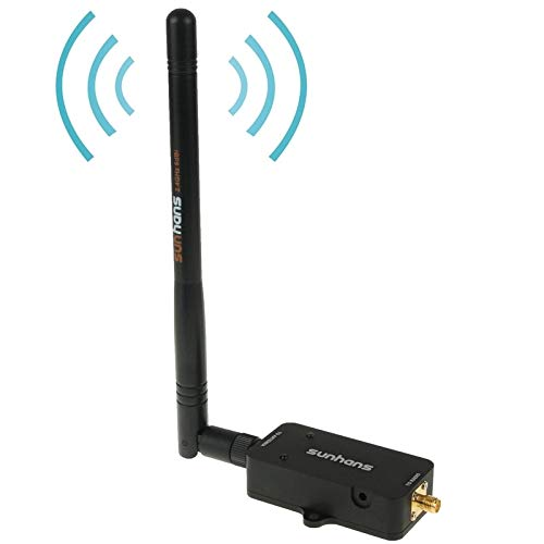 Network Cables Kabel & Zubehör sunhans sh24bta-n 35dbm 2.4ghz 3w 11n / g/b WiFi Signal WiFi WLAN - Repeater - verstärker - Power-indoor-antenne