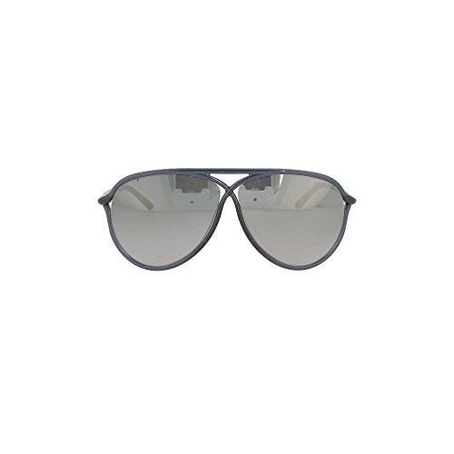 Tom Ford 0206 Maximillion Opal Blue Gradient / Grey Gradient Metallgestell Sonnenbrillen
