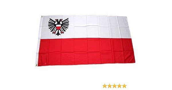Memorabilia Belize Flagge Fahne Hißflagge Hissfahne 150 x 90 cm Länder, Regionen & Städte