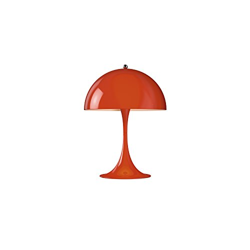Louis Poulsen Panthella Lampe, mini lED 10 W, rouge