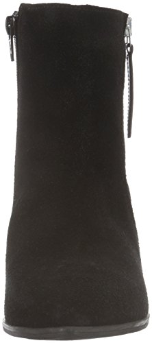 SHOOT Damen Shoes Sh-216014d Kurzschaft Stiefel Schwarz (Black)