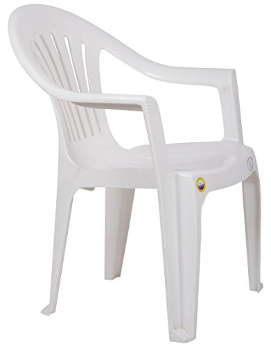 Kisan Chair (White)