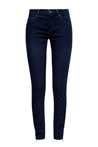 ESPRIT Damen Skinny Jeans Blau (Blue Rinse 900)