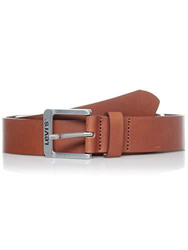 Levi's Free, Cinturón para Hombre, Marrón (Medium Brown 28) 85
