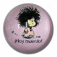 PISAPAPELES MAFALDA HOY MUERDO par  Quino