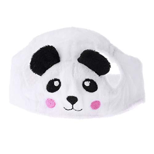 qingqingR Weihnachten Dress Up Heimtierbedarf Tiere Umsatz Hut Spaß Cosplay Hut Panda S 1 Stück x Pet ()
