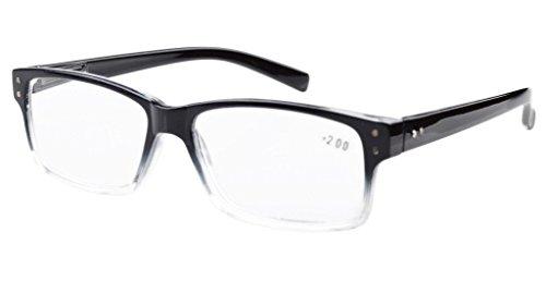 eyekepper-spring-hinges-vintage-eyeglasses-men-black-clear-frame-00