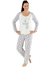 pyjama femme polaire v tements. Black Bedroom Furniture Sets. Home Design Ideas
