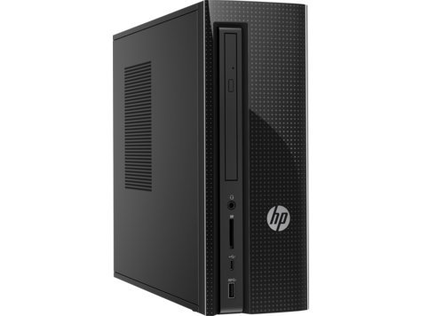 HP Slimline 270-p033in 2017 Tower Desktop (7th Generation Intel Core i3-7100/4GB/1TB/Windows 10 Home/Intel HD Integrated Graphics)