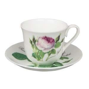 roy kirkham redoute roses tasse porcelaine 400 ml cuisine maison. Black Bedroom Furniture Sets. Home Design Ideas