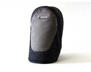 Canon Tasche Foto/Video Grau oder Schwarz 130x70x60mm